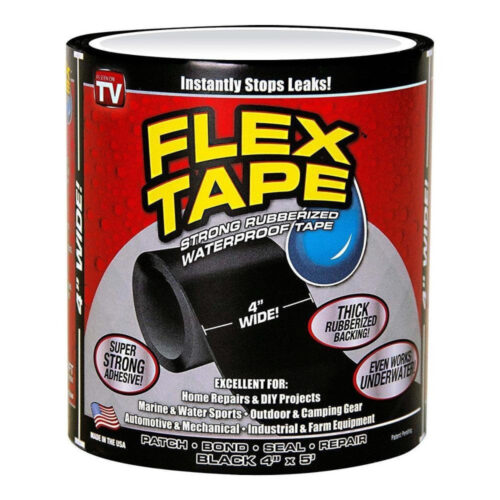 Flex Tape Black Large