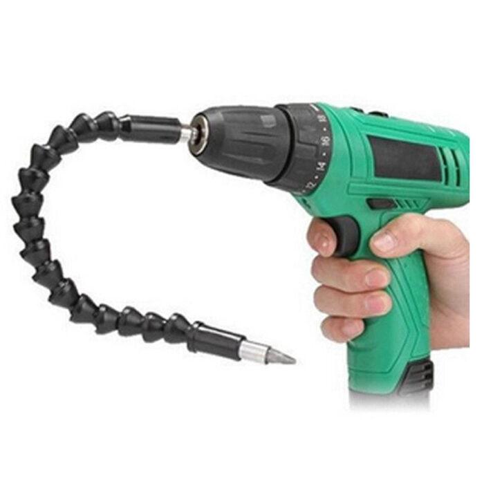 Flexible Extension Screwdriver Drill Bit