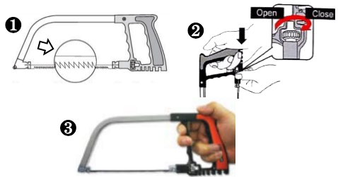 How to Install Steel Saw Blade