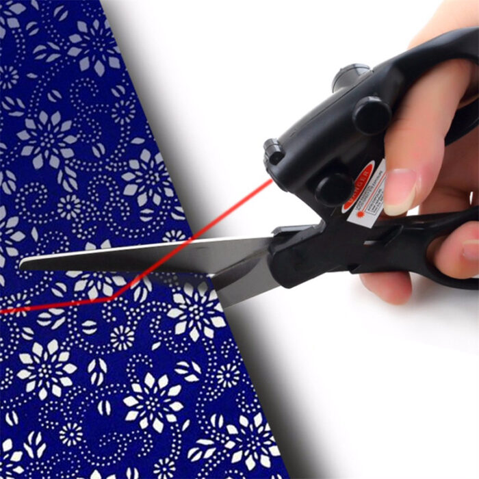 Sewing Laser Guided Scissors