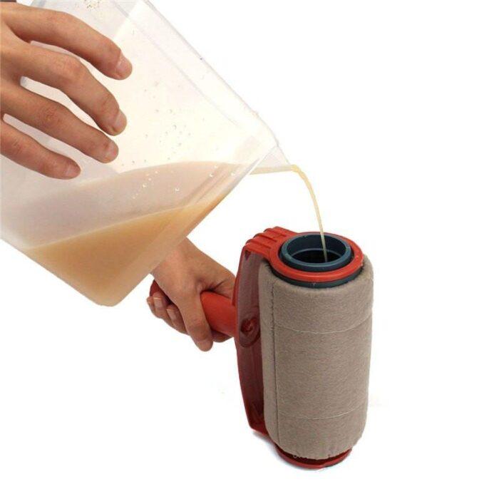 Smarty PaintPro Revolutionized Paint Roller