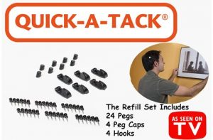 quick-a-tack package included
